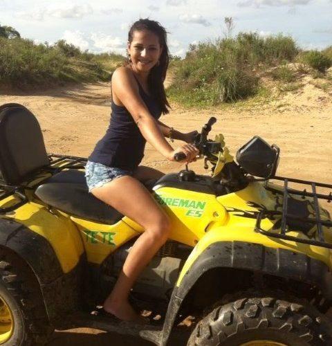 Brazilian Girl Love To Have Fun