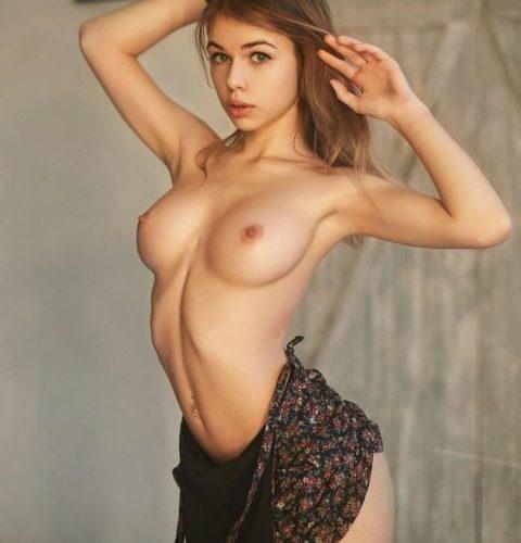Russian Girl With Nice Boobs